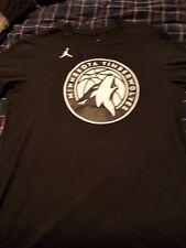 fdc1b9620ff058 KARL ANTHONY-TOWNS T-Shirt - MEDIUM -NIKE DRI-FIT Minnesota Timberwolves