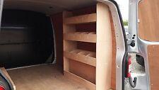 VW T6 Transporter SWB Van Racking Van Plywood Shelving Storage for Accessories