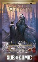 GAME OF THRONES CLASH OF KINGS #11 COVER A (DYNAMITE 2018 1st Print) COMIC