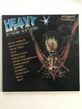 Heavy Metal - Music From The Motion Picture - Used Promo 2-LP Set - NM Vinyl