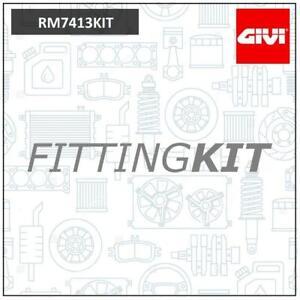 Set Erweiterung, Halterungen GIVI RM7413KIT für die Befestigung Kotflügel RM02