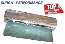 4m ALUBUTYL Dämmmatte Surga  Matte Bitumen-Ersatz 50 x 400 cm BUTYL