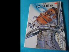 SORAYAMA: THE GYNOIDS (del 1992)