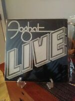 Original First Pressing Foghat-Live (1977), Bearsville Catalog# BRK 6971 VG+/VG+