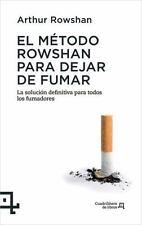 El metodo Rowshan para dejar de fumar: La solucion definitiva para-ExLibrary