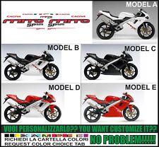kit adesivi stickers compatibili  mito sp525 2008-2012