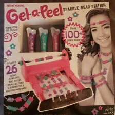Gel-a-Peel Sparkle Bead Station - Design & Create Jewelry in 4 Easy Steps