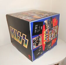 "Kiss Unmasked Poster Cube Display Promo Original 12"" RARE"