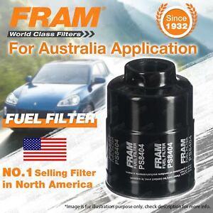 Fram Fuel Filter for Ford Courier PJ Ranger PJ PK Turbo Diesel 4Cyl V6 Ref Z699