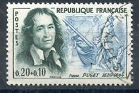 STAMP / TIMBRE FRANCE OBLITERE  N° 1296 PIERRE PUGET