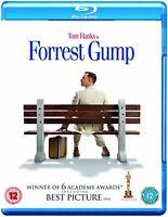 Forrest Gump [Blu-ray] [1994] [Region Free] [DVD]