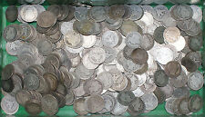 1892-1916 Lot of 10 Silver Barber Half Dollars 50C AG