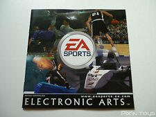 SONY PLAYSTATION 2 / Catalogue EA Games Electronic Arts [ Version PAL FR ]