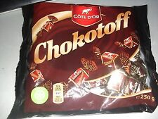 Cote d'Or Chokotoff; Belgian pure chocolate toffees (250grams)