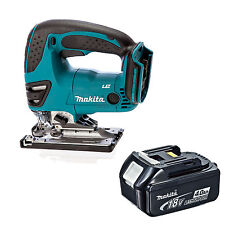 Makita 18v LXT Djv180 Jigsaw and Bl1850 5 Amp Battery