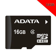 16GB CLASS 10 Original ADATA MicroSD TF SDXC Mobile Memory Card Phone Wholesale