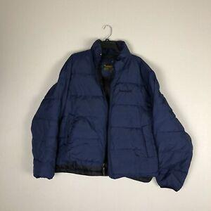 Timberland Weathergear Puffer Jacket Mens Size Large