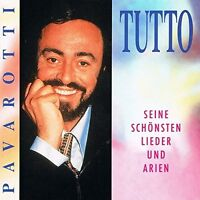 Luciano Pavarotti Tutto Pavarotti-Seine schönsten Lieder und Arien (199.. [2 CD]