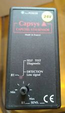 stm-0-800 24vacdc boucle de détection de véhicule Capsys