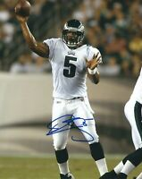 Donovan McNabb Autographed Signed 8x10 Photo ( Eagles ) REPRINT
