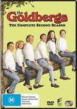 The Goldbergs : Season 2 (DVD, 3-Disc Set) NEW