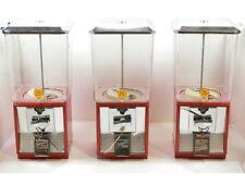Northwestern Globe 25 Cent Candy Peanut Gumball Vending Machine Clean!