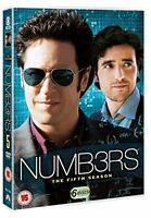 Numb3rs: Season 5 [DVD][Region 2]