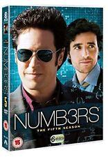 Numb3rs Season 5 [DVD]