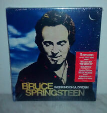 Bruce Springsteen Working On A Dream CD+DVD DELUXE EDITION 2009 NEW