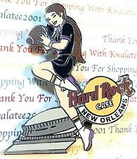 Hard Rock Cafe New Orleans Pin Girls Of Rock Series Superdome Football 2004 NEW