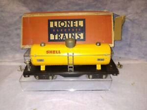 Shell 515 Oil Car