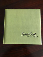 ALEC SOTH, SONGBOOK, SIGNED FIRST EDITION SECOND PRINTING 2015