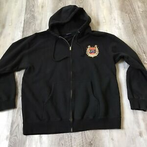 Dixie Chicks Top Of The World Tour Full Zip Hoodie Sweatshirt Adult Size Large
