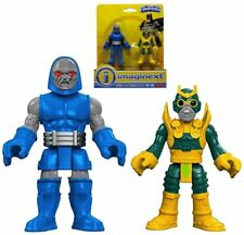 Imaginext Batman Darkseid & Minion - D C Superfriends . Bought in USA