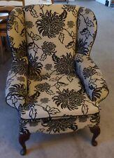 Fireside High Wing Back Armchair