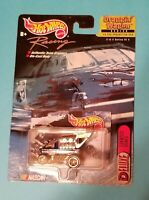 2000 Hot Wheels  Racing Deluxe Draggin' Wagon 1/64  Diecast Oakwood Homes  MOC