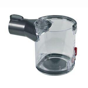 Genuine DYSON V6 Handheld Cordless Vacuum Cleaner Clear Dust Bin 965660-01