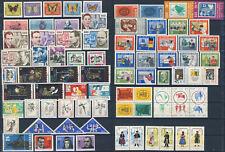 DDR Michel No. 1004 - 1083 Block 20 ** postfrisch - Jahrgang 1964