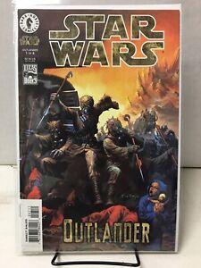 Star Wars #7 - First Apperance Aurra Sing - NM- (9.2) - Dark Horse Comics, 1999