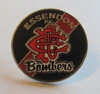33781 ESSENDON BOMBERS AFL FOOTBALL HERITAGE RETRO PIN BADGE