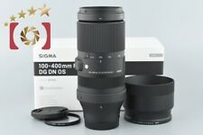 Mint!! Sigma 100-400mm f/5-6.3 DG DN OS Contemporary Leica L Mount