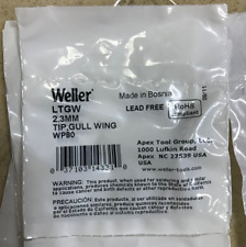 Weller LTGW Tip,Gull Wing,2.3Mm,Wp80