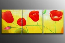 Oil painting on canvas Hand painted - Framed Ready to be hung
