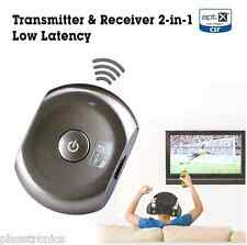 SATURN PRO Bluetooth TV adapter low latency 32mS transmitter receiver