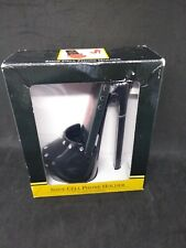 Fashion Cell Phone Holder High Heel Black Shoe Glasses holder