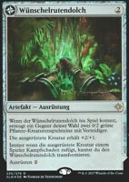 Wünschelrutendolch FOIL / Dowsing Dagger | NM | Prerelease Promo | GER | Magic