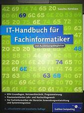 IT-Handbuch für Fachinformatiker. Sacha Kersken