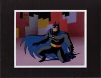 Batman The Animated Series BTAS Production Animation Cel Warner Bros 1992 670