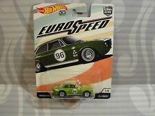 2018 Hot Wheels '' Euro Speed '' = Alfa Romeo Giulia Sprint Gta = Verde