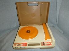 Vintage Fisher Price Record Player For 33 & 45 RPM 1978 Works
